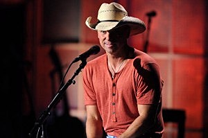 """Taping of """"CMT"""": Invitation Only"""" Featuring Kenny Chesney"""