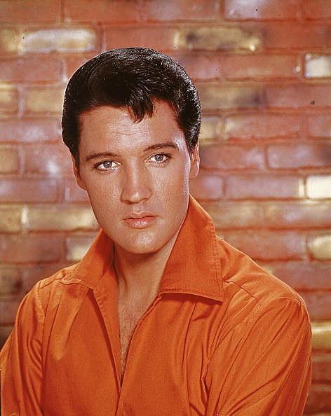 Portrait Of Elvis