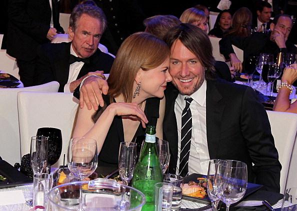 Keith and Nicole