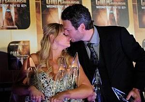 44th Annual CMA Awards - Press Room