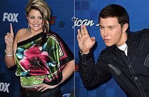 American Idol Duo