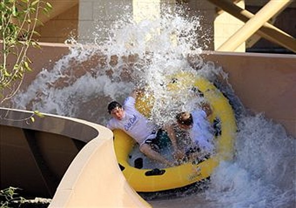 Cool Off Win Season Passes To Splash Kingdom Waterpark