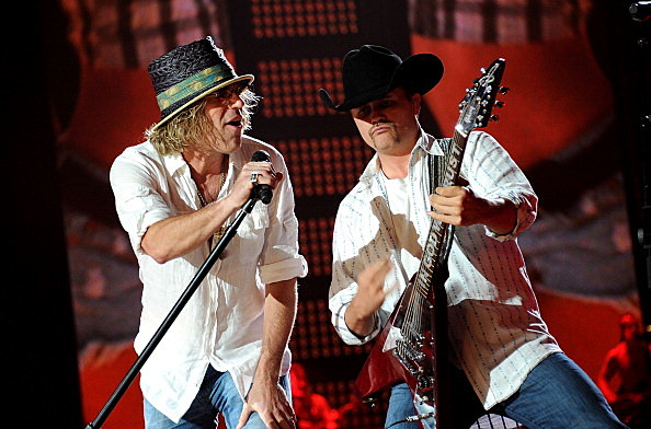 2011 CMT Music Awards - Rehearsals - Day 1