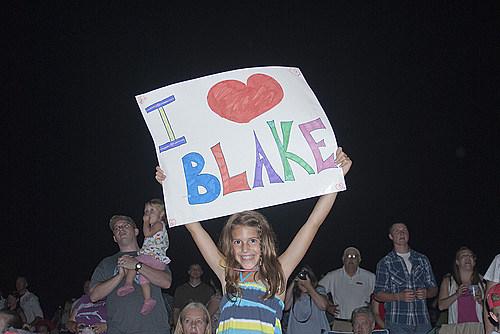 Blake Shelton Fan