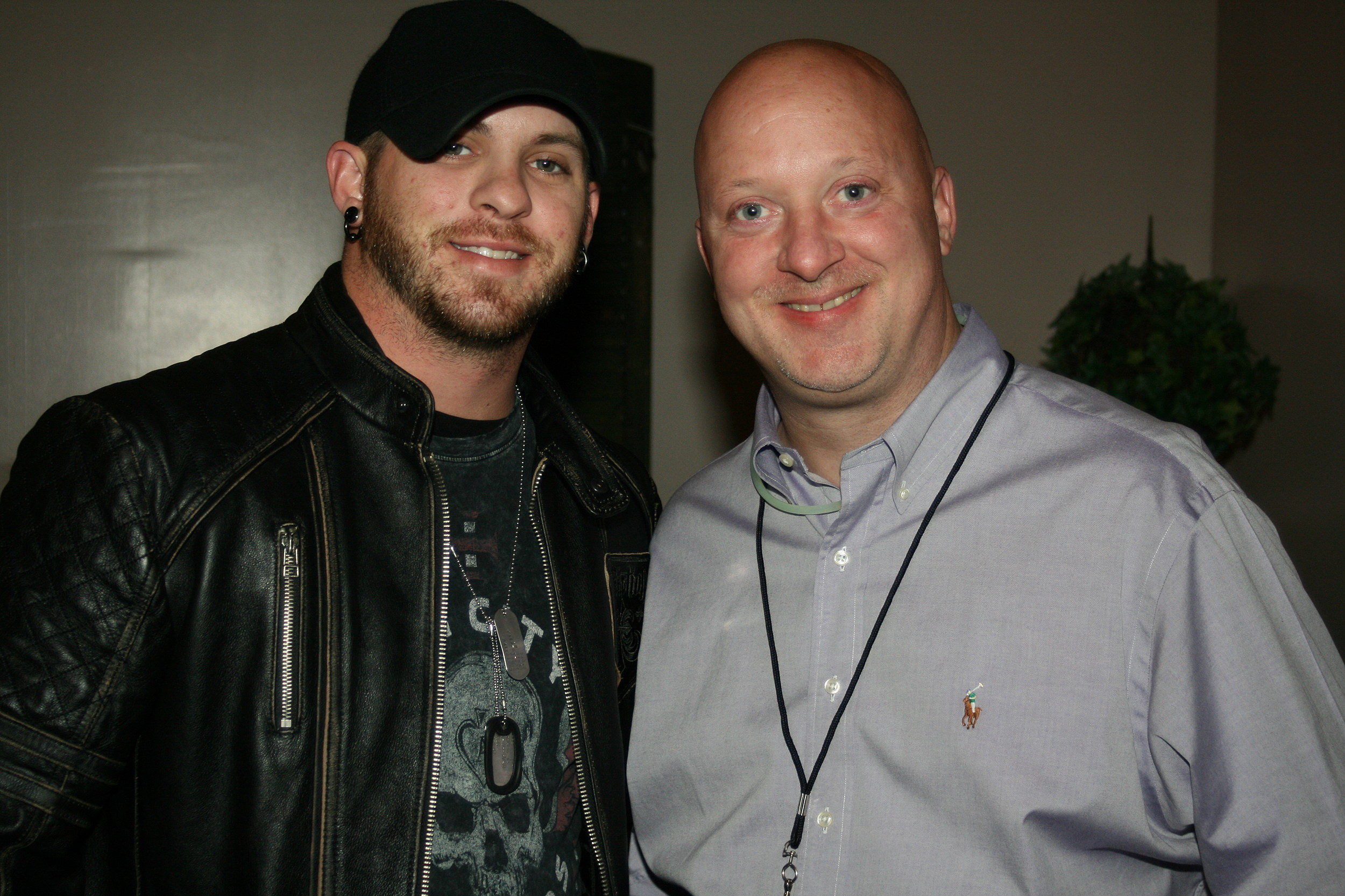Meet And Greet With Brantley Gilbert