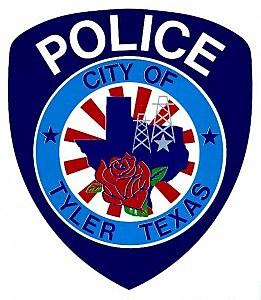 Tyler Police Logo