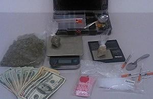 Rusk Co Drug Seizure