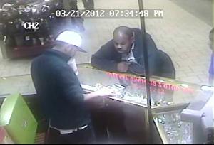 LV burglar suspect