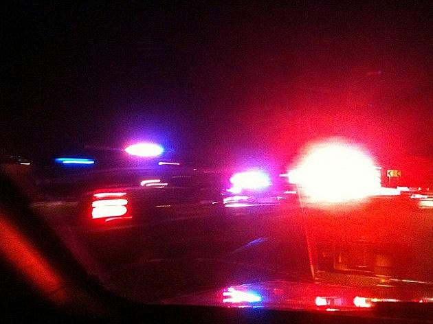 Police Flashing Lights