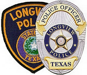 Longview Police Badge