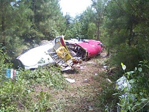 Harrison Co Plane Crash