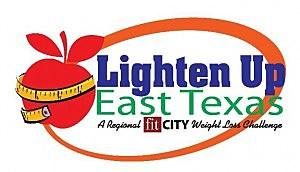 Lighten Up East Texas Logo
