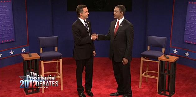 SNL Presiential Debate