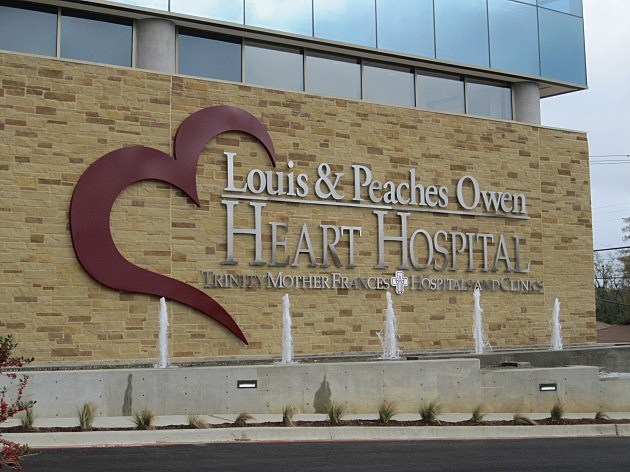 Louis and Peaches Owen Heart Hospital