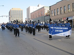 John Tyler High School Band