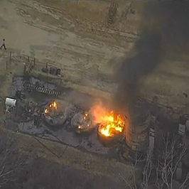 Oil-Tank-Explosion