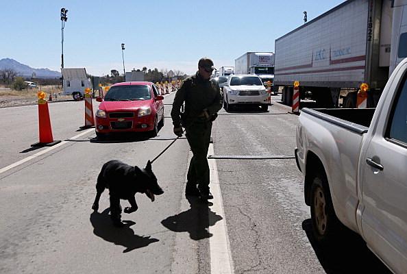 U.S. Mexico Border Patrol