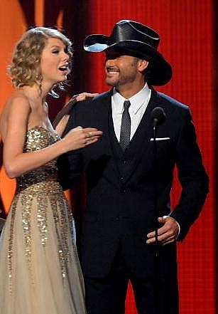 Tim McGraw - Taylor Swift