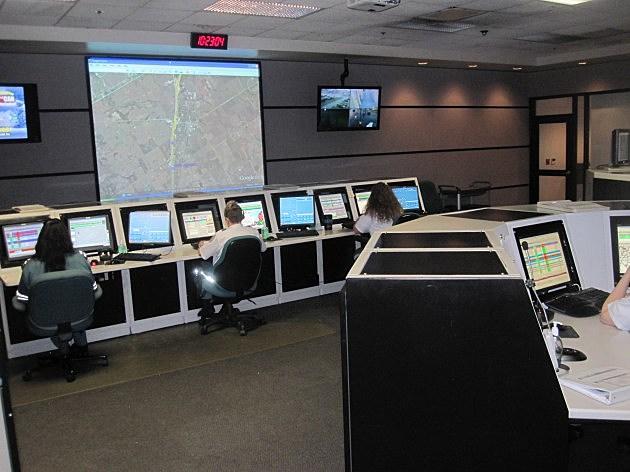 ETMC EMS Command Center