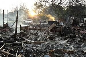 Fertilizer Plant Explosion In West, Texas