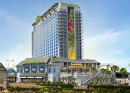 Margaritaville Casino, Bossier City