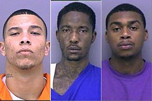 Motel Homicide Suspects