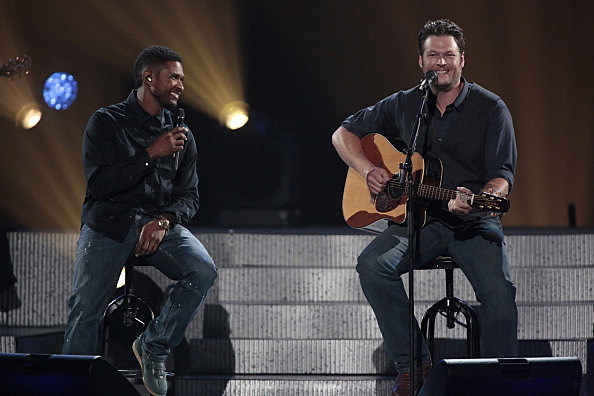Blake and Usher