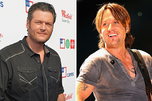 Blake Shelton-Keith Urban