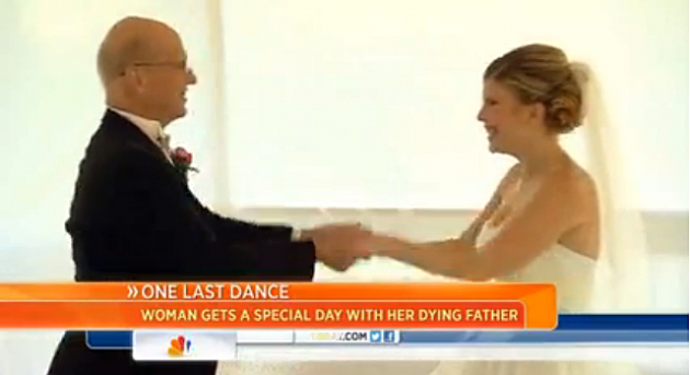 Father and Daughter Dance II