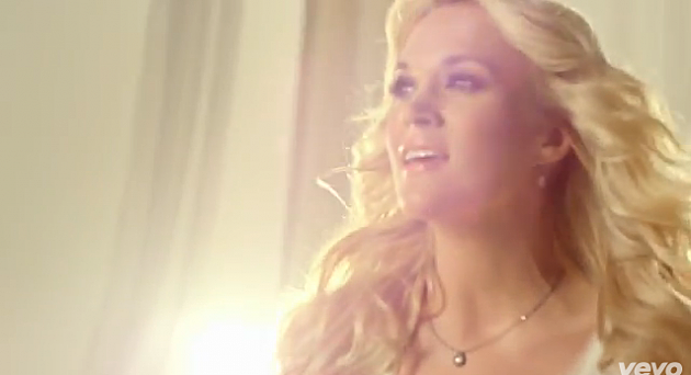 "Carrie Underwood 'Live"" DVD"