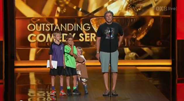Will Ferrell and Kids