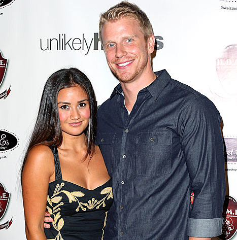 Sean Lowe and Catherine Gudicic