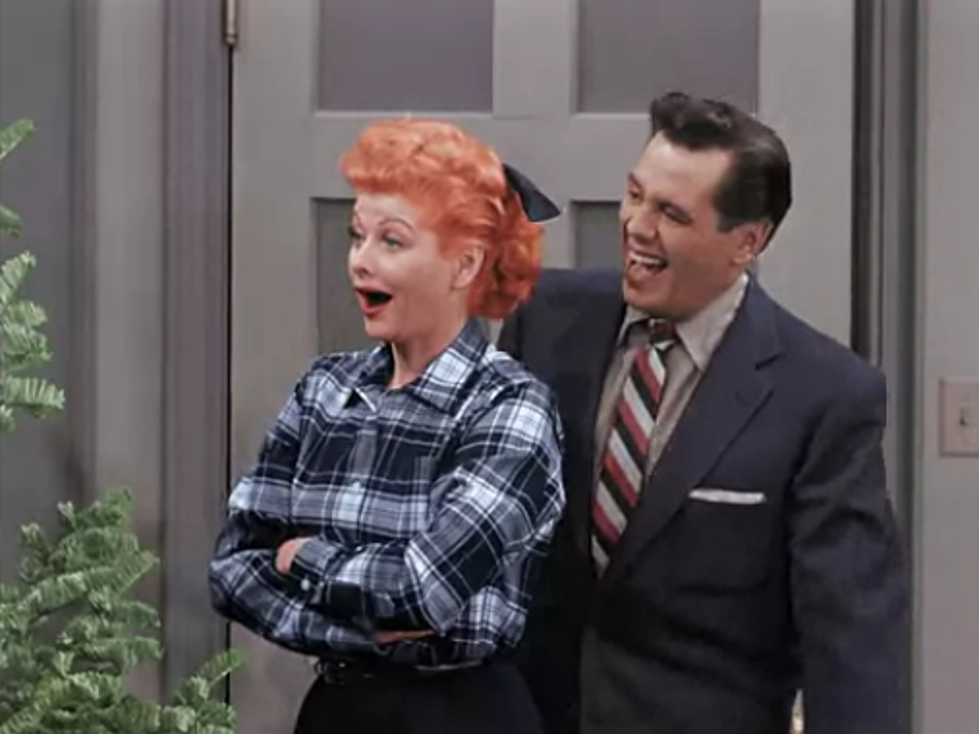 i love lucy christmas special coming to tv in color - I Love Lucy Christmas Special