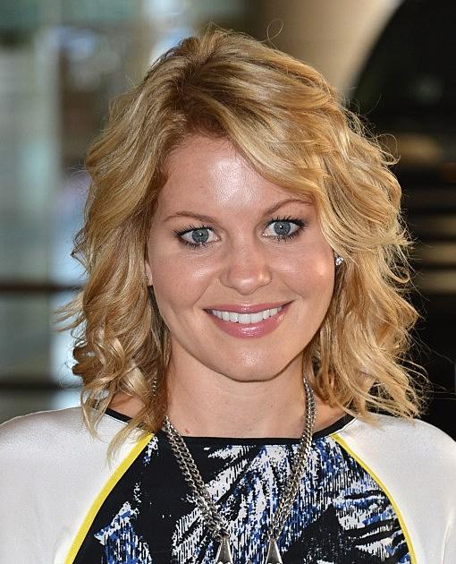 Actress Candace Cameron