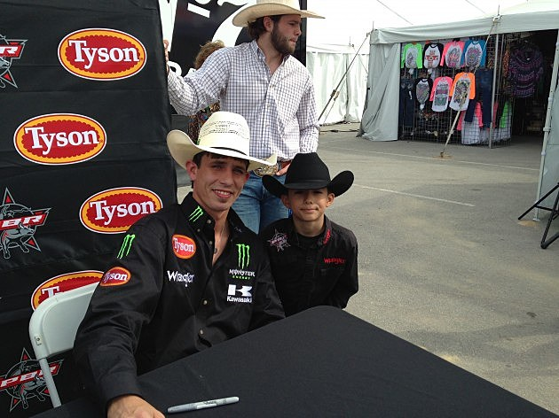 'Moose and JB Mauney