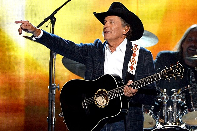 Entertainer of the Year George Strait