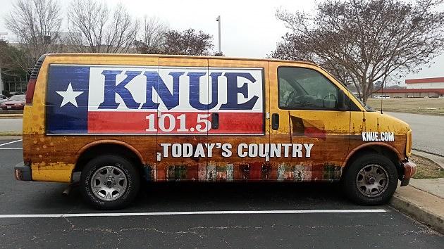 KNUE Van