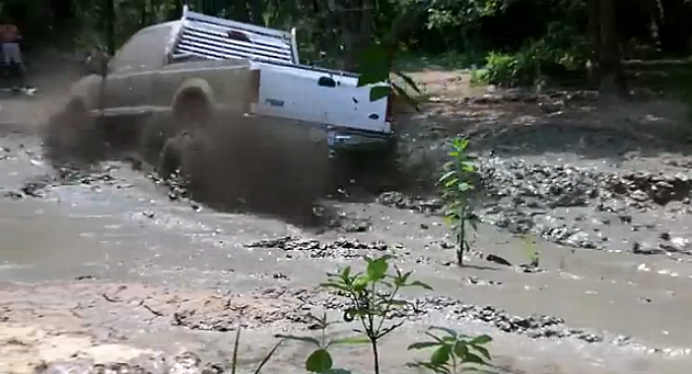 Muddin' for the Military