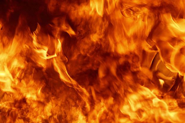 XXXL Fire Background