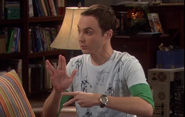 The Big Bang Theory via Youtube