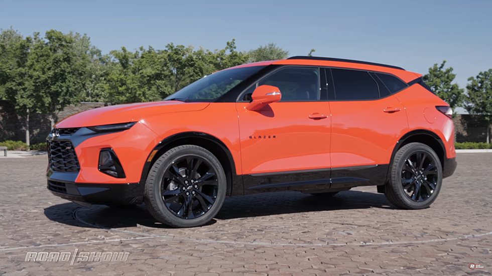 When Is The New Chevy Blazer Coming Out All About Chevrolet